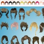 Free hair styles games for girls